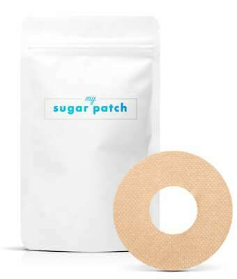 My Sugar Patch Freestyle Libre CGM Patches (30 Pack) Device Cases and Patches