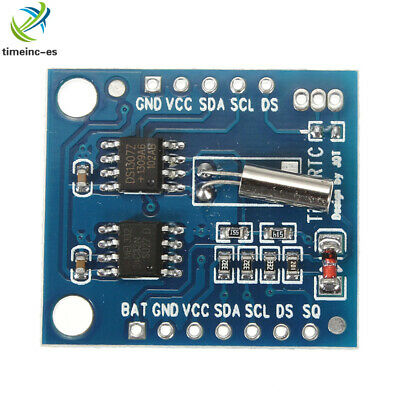 NEW DS1307 Real Time Clock Module RTC I2C AT24C32 For Arduino AVR ARM PIC