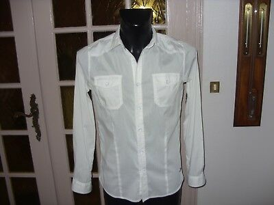 CHEMISE HOMME KAPORAL Taille S TBE !!!!! EUR 14,99