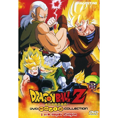 Dragon Ball Movie Collection - I Tre Super Saiyan [Dvd Usato]