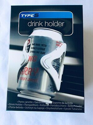 2 X New In Car Drinks Holder - Easy Fit To Air Vents