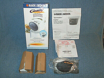 Black & Decker Gizmo Gc100 Cordless Electric Can Opener - New Open Box