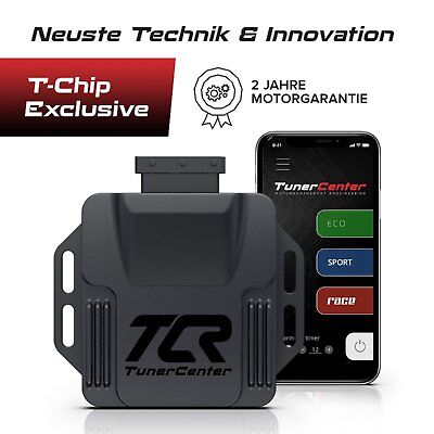 T-Chip Excl. with App BMW 1 Series (E81-e88) 123d (204 hp / 150 Kw ) Chiptuning