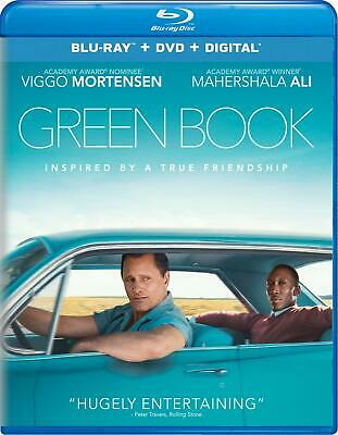 Green Book Blu-ray Only, Please read