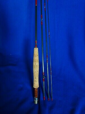"""NEW $325 G LOOMIS PRO4X LP 812-3 6/'9/"""" #2 WEIGHT 3 PC FLY ROD WTH CASE CLOSEOUT!"""
