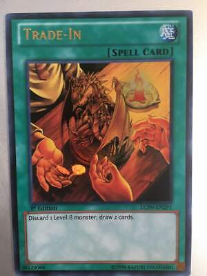Yugioh Trade-In LCJW-EN291 1st Edition Ultra Rare Near Mint