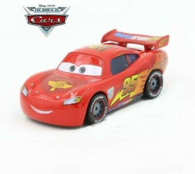 Voiture Cars FLASH McQUEEN  disney pixar  mattel 1/55 métal
