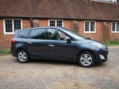 2011 RENAULT GRAND SCENIC 1.5 dCi 110 Dynamique TomTom 5dr