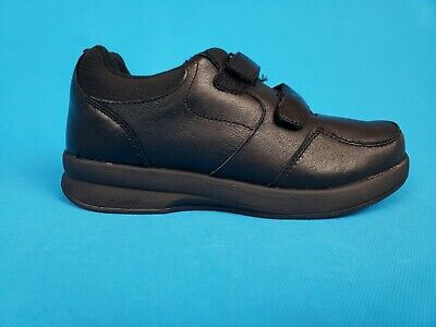 61ab0a18bb6 Dr. Scholls Women s Manner Black Therapeutic Wide Width Casual Shoe Size 6 E  NEW