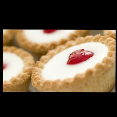 Bakewell Tart Soy Wax Melts, Highly Scented Large Wax melt snap bar 60g