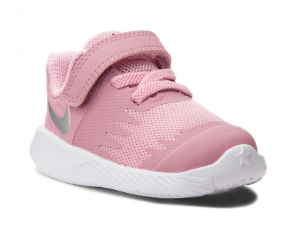 on sale 41ba1 6b207  907256-601  Nike Star Runner (TDV) Girl s Running Shoe 6C