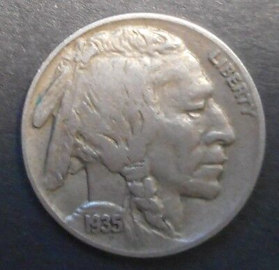 United States US 1935 Buffalo  Nickel  Coin