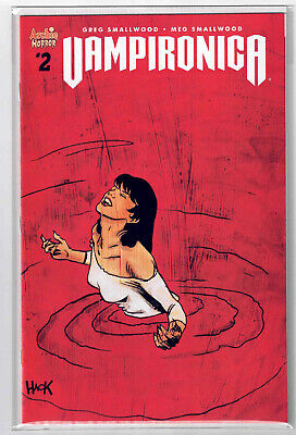 Vampironica #2 1st Print Archie Comics Cover D First Blood Mature Very Rare
