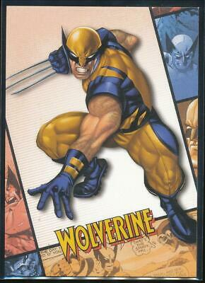 2009 X-Men Origins Wolverine Archives Trading Card #A7 Wolverine