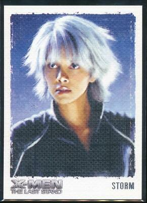 2006 X-Men The Last Stand Art and Images Trading Card #ART8 Storm