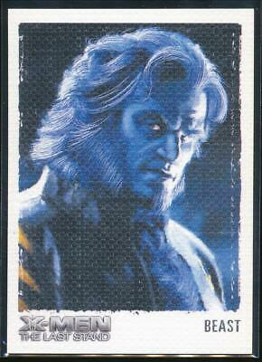 2006 X-Men The Last Stand Art and Images Trading Card #ART9 Beast