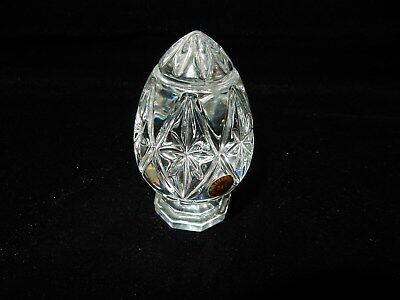 Bleikristall Crystal Collector Egg