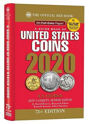 A Guide Book of United States Coins 2020: Hidden Spiral Version 73rd Edition