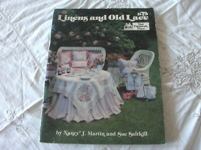 Linens And Old Lace - Pattern Book - That Patchwork Place