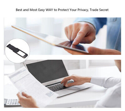 3Pack Webcam cover Ultra-Thin Web Camera Cover for Laptop PC Tablet Phone L6V3