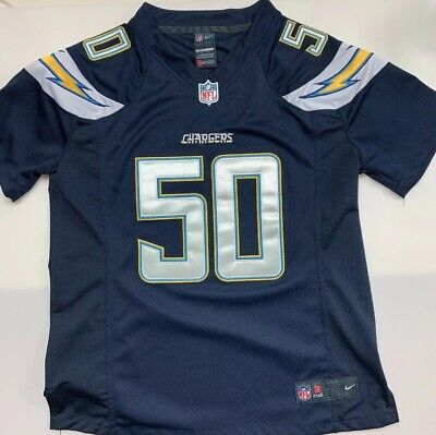Wholesale NFL NIKE #54 jersey XXL, San Diego Chargers, used in good condition  free shipping