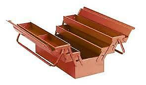 """Brand New In Box Sealey  Cantilever Toolbox 4 Trays  21"""" (Ap521)"""