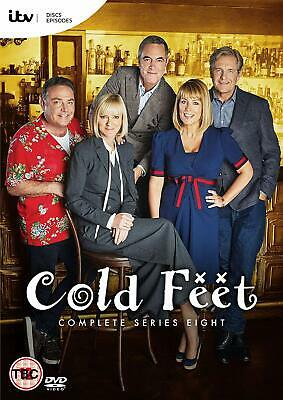 COLD FEET Stagione 8 Serie Completa DVD in Inglese Nuovo