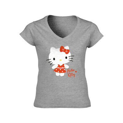39dcc6ae0 PERSONALIZED HELLO KITTY Happy Birthday Airbrush T-Shirt with Any ...