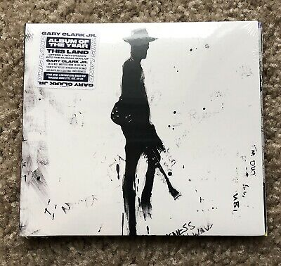 NEW Gary Clark Jr. CD - This Land 2019 FREE SHIPPING