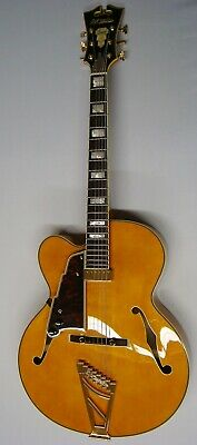 D'Angelico Excel Series EXL-1 LH Left Hand Hollowbody Electric Guitar, w/ Case