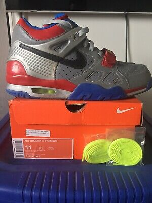 sports shoes f622d ec6e4 Nike Air Trainer III OG Transformers 2007 Collab New In Box Rare Ds Sz 11