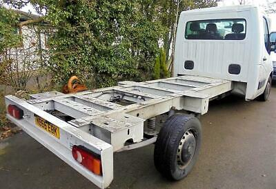 Vauxhall Movano 2.3 CDTI L3H1 F3500 Chassis Cab 2dr