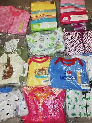 Wholesale Job Lot of Brand New Baby Clothing - BNWT - Branded Baby Clothes