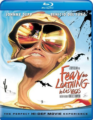 DEPP,JOHNNY-Fear And Loathing In Las Vegas Blu-Ray NEUF