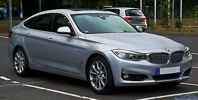 BMW 3 Series GT 320d 135kW Turbo Diesel ECU Remap +36bhp +59Nm Chip Tuning