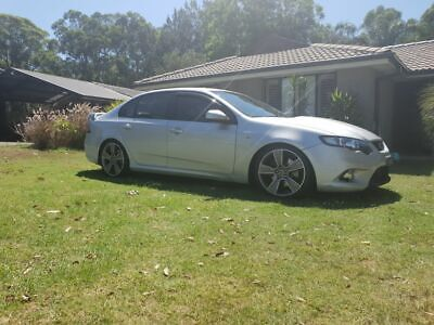 Ford FG XR6 turbo 2008 Very Fast sedan