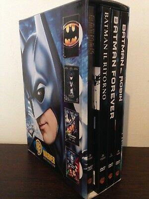 DVD Batman - The complete collection (4 DVD)