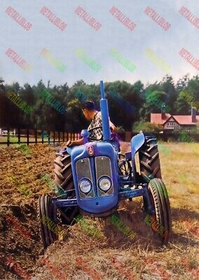 3 For 2 Offer Poster a3 - Massey Ferguson 135 Tractor Advertising