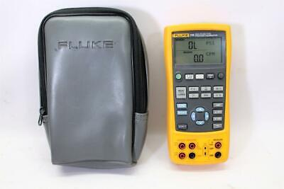 Fluke 725 Multifunction Process Calibrator, Current Loop and Pressure Multimeter