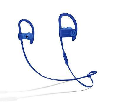 BEATS BY DR DRE Powerbeats3 Wireless Headset Sport Earphones US STOCK BLUE