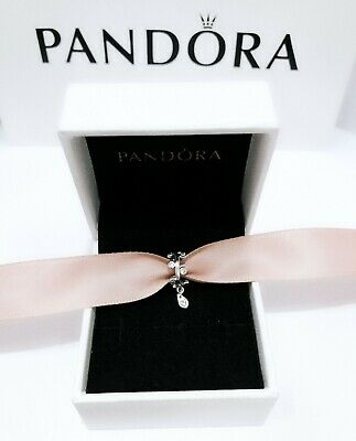 ffbdb4cae NEW Authentic PANDORA 925 Silver Chandelier Droplets Charm Pendant 797106CZ