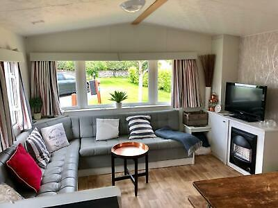LUXURY STATIC HOME FOR SALE - 5-Star Owners Only Holiday Park North Wales
