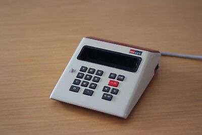 Vintage Sharp calculator, Retro Vibe, In Good Cosmetic Condition, Rare, Japan