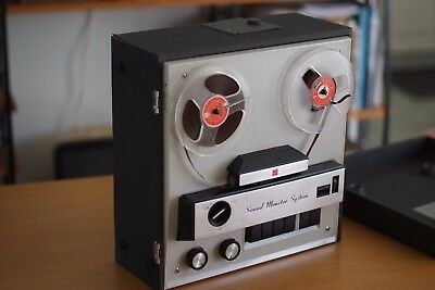National Solid State Stereo Reel to Reel Recorder/Player, Working, Rare, Japan