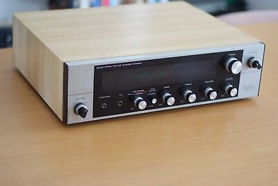 Retro High Fidelity Receiver. Modernist, Mid Century Made in Japan. Very Rare.