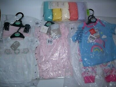 Set of baby girl cloths Tu And M&S 3-9 mths and 2-3years