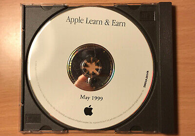 Apple Learn & Earn CD - ZM019-2014A