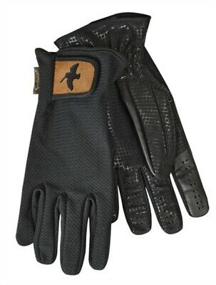 Seeland Winster Gloves Black Breathable Country Hunting Shooting RRP £29.99