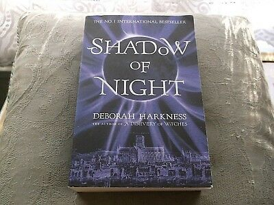 Shadow of Night (All Souls Trilogy 2) by Deborah Harkness, 2012 edition