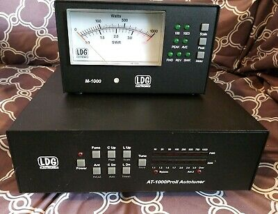 LDG AT-600 PROII AT-1000 ProII tuner interface for Kenwood